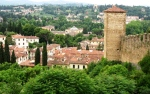 נוף של פירנצה ממרומי גני בובולי