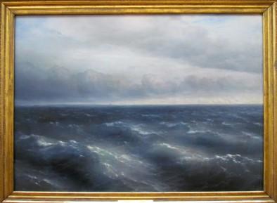 איוזובסקי - סערה פורצת בים השחור