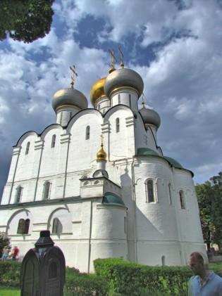 מנזר נובודביצ'י 4