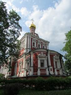 מנזר נובודביצ'י 2
