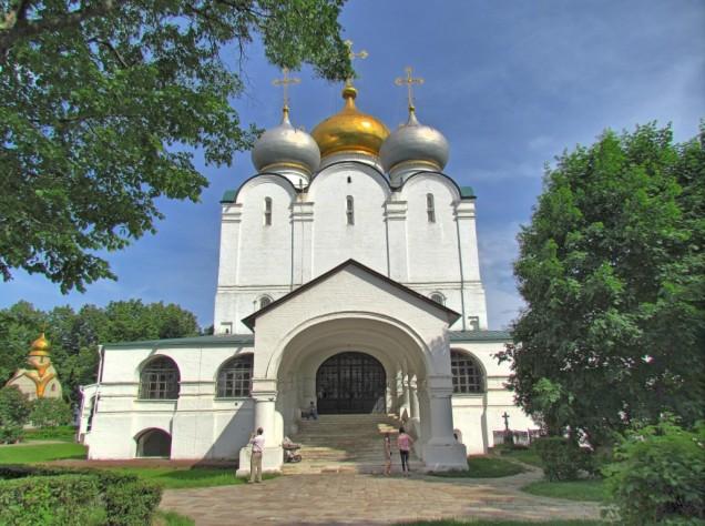 מנזר נובודביצ'י 1