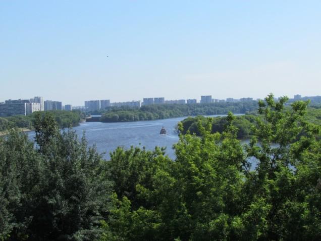 נהר מוסקבה