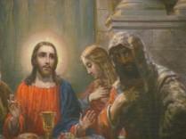 פבלובסק - מי יושבת ליד ישו