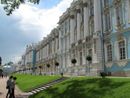 ארמונה של קתרינה - 325 מטר רוחב