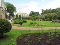 הפארק של ארמון קתרינה בפושקין