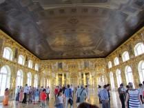 ארמונה של קתרינה - אולם הנשפים