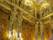 ארמונה של קתרינה - חדר העמבר