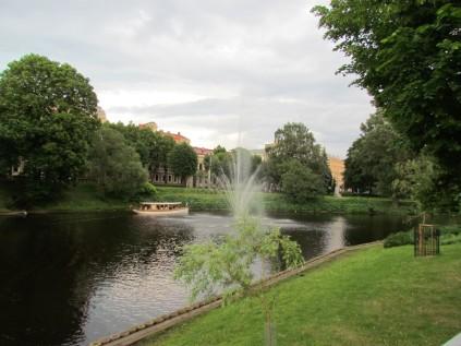 ירוק במרכז העיר
