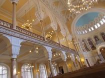 עזרת נשים בבית הכנסת קוראל