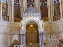 ארון הקודש בבית הכנסת קוראל
