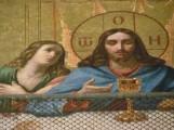 מי יושבת ליד ישו בסעודה האחרונה