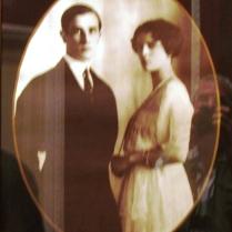 הנסיך פליקס יוסופוב ואשתו אירינה