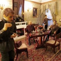 הקושרים מתכננים את הרצח בארמון יוסיפוב
