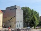 המוזיאון היהודי - המבנה הימני