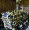 הברלינר דום - אחד מארונות המתים בכנסייה