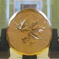 מטבע בשווי מליון דולר