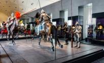 סוסים ואבירים בנשקיה