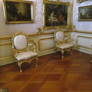חדר בארמון סנסוצ'י