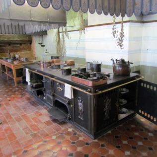תנור בישול ואפיה במרתף