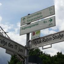 רחוב יצחק רבין