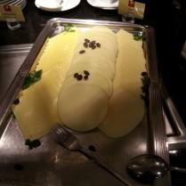 מבחר גבינות צהובות
