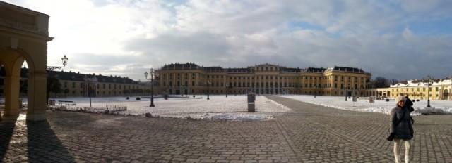 ארמון שנברון
