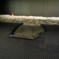 שרידי בית הכנסת
