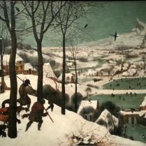 ציידים בשלג, פיטר ברוייגל האב