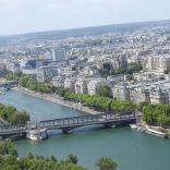 From Tour Eiffel