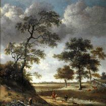 ג. וייננטס (צייר הולנדי מהמאה ה-17) - הדרך לפלקונר