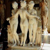 פסלים בלובר