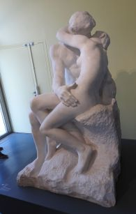 הנשיקה במוזיאון רודן