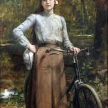 לאון פרנסוּאַה קוֹמֵר – אופניים בוֵזינֵה