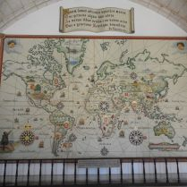 מפת העולם