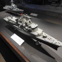 """פריגאטה מסוג """"וסקו דה גמה"""" משנת 1991 פעילה בצי הפורטוגלי כיום."""