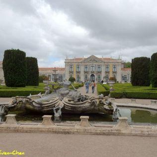 הארמון הלאומי בקלוש