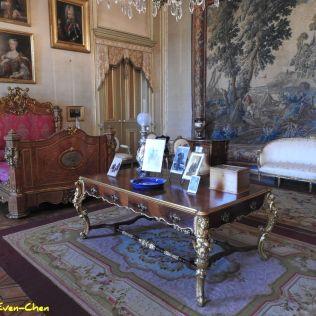 חדר השינה של המלך לואי הראשון