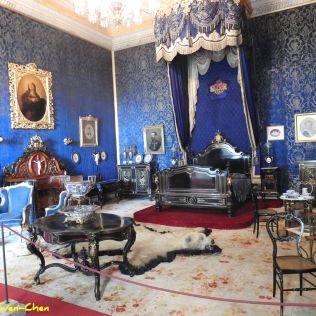 חדר השינה של המלכה