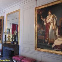 נפוליאון וג'וזפין בבגדי ההכתרה