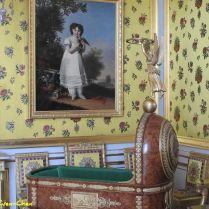 עריסתו של מלך רומא. בשנת 1811, נפוליאון היה בשיא כוחו. בנו, ממשיך השושלת, נפוליאון פרנסואה ג'וזף צ'ארלס, נולד במרץ אותה שנה ועוד לפני לידתו כבר הוכתר בתואר מלך רומא.