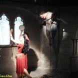 אסמרלדה וקוואזימודו מתוך הגיבן מנוטרדאם מאת ויקטור הוגו.
